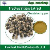 Extrait normal de fruit d'agnus-castus d'arbuste