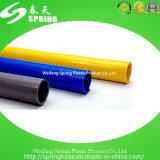 Mangueira espiral flexível da água da sução do PVC