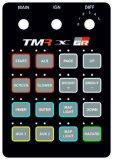 Recouvrement de dessin de touche à effleurement de carte à circuit imprimé