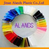 Het kleurrijke AcrylBlad van het Perspex voor de Markt van Afrika