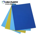 Pp Plastic Sheet met Many Colors