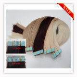 Sale caldo Tape Hair Extensions 40PCS 100gram