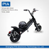 12セリウムが付いているインチ48V 250Wのフォールドの電気自転車(THHL-40BK)
