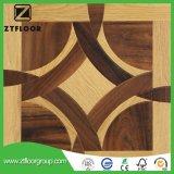 Material de construcción de madera laminado del azulejo del mármol del suelo con AC3 impermeable
