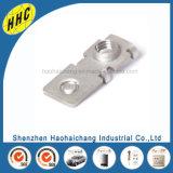 스테인리스 PCB 단말기 연결관을 각인하는 주문 금속