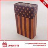 ふたが付いているPromotioanlのギフトの食品等級の長方形の錫のタバコボックス