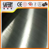 chapa de aço inoxidável da espessura 304 de 1mm 1.5mm 2mm