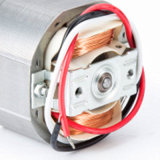 RoHS ETL ISO는 방수 교련 모터 효율성 0.7를 측향한다