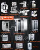 64 Tellersegment-grosse Kapazitäts-elektrischer Drehzahnstangen-Backen-Ofen
