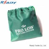 Valigia attrezzi di nylon impermeabile 420d di verde di vendite della fabbrica con stampa