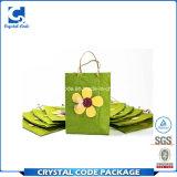 Les nouveaux produits conçoivent le sac de papier de cadeau promotionnel