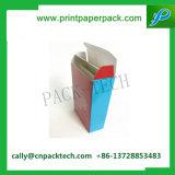 Rectángulo de papel rígido del embalaje poner crema del Bb
