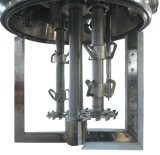 Gummigummi-zerstreuenenergien-Mischer für Silikon-dichtungsmasse