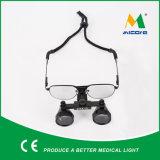 Lupas quirúrgicas orales 2.5X de la espina dorsal Ent de la marca de fábrica de Micare con el marco del metal