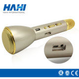 Micrófono portable del Karaoke de Bluetooth del jugador sin hilos del altavoz del USB de China