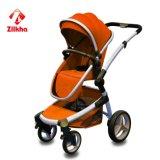 Het Populairste, Beste Kijken de auto-Auto van de Baby met Frame en Regelmatige Zetel