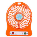 Mini ventilatore portatile ricaricabile elettronico con l'indicatore luminoso del LED