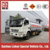 판매 기름 Bowser를 위한 Dongfeng 10000L 연료 유조 트럭