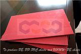 Feuille en plastique exceptionnelle d'UHMW-PE avec différentes couleurs