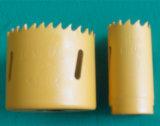 Le trou a vu des positionnements, trou en métal de Bi a vu, trou scie (5018)