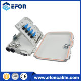 Splitter Connector Sc/APC를 가진 FTTH Distribution Box Terminal Box 8 Ports
