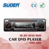 Singola automobile DVD/VCD/CD/MP3/MP4/Player (SE-DV-8522-Red) di lettore DVD dell'automobile di BACCANO di Suoer