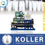 Guangzhou Koller Block Ice Machine con Full Stainless Steel 304