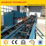 Cadena de producción del radiador del panel del transformador