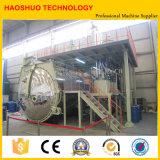 エポキシ樹脂吸引採型機械