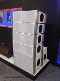 Doppeltes 8 Zoll-passive und aktive Zeile Reihen-PROaudio für kleine mittlere Leistung
