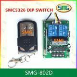 マレーシア5326リモート・コントロール8つのディップスイッチの自動ゲートおよび受信機433MHz