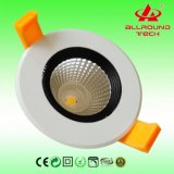 5W Dimmable Spotlight 6W LED Down Light con CE RoHS (DLC075-005)