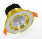 Lumière de tache de l'or LED