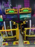 速度のためのビデオゲームのアーケード機械タイプ必要性が付いているレースカー