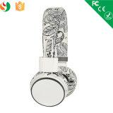 Shenzhen-Fabrik-Qualität über Ohr verdrahtetem StereogroßhandelsHandy-Kopfhörer-Kopfhörer