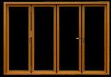 청동에 의하여 양극 처리되는 알루미늄 여닫이 창 유리 Windows