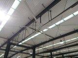 Ventilador de teto refrigerando de ventilação Energy-Saving grande industrial Bf4800 do uso da planta/armazém de Hvls