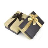 Коробка подарка причудливый картона бумаги искусствоа упаковывая