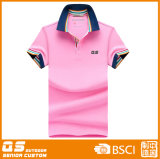 T-shirt van het Polo van vrouwen de Kleurrijke