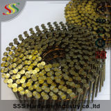 Zinco Coating Collated Nails Fastener Made em China