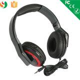 Cuffia stereo bassa della cuffia avricolare di alta qualità del commercio all'ingrosso della fabbrica di Shenzhen per il telefono delle cellule MP3