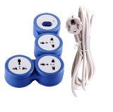 Girar los socketes de la extensión (YW-66)