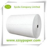 Roulis enorme de papier de fax d'épreuve de l'eau d'épreuve de l'eau de caractéristiques d'OEM pas