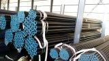 Tubo de acero inconsútil del carbón A106-B Sch80 en Shandong