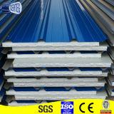 2016 pannelli a sandwich del tetto ENV della parete del materiale da costruzione di basso costo