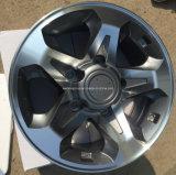 Roda da liga do carro da polegada de Sainbo 16X7 16X8/bordas/roda da liga para Toyota Landcruiser