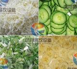 Machine de découpage légume gelé/frais, processeur de nourriture, coupeur végétal (FC-306)