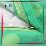 De PUNT drukte Hoofdkussen van het Lichaam van het Bed van de Reis het Gevulde Volwassen Polyester af