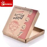 クラフト紙ピザレストランの包装