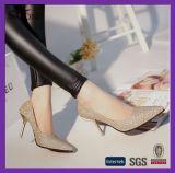 Супер ботинки женщин высоких пяток